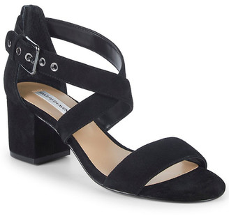 Saks Fifth Avenue Strappy Block Heel Sandal