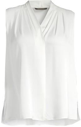 Kobi Halperin Mila Stretch-Silk Blouse