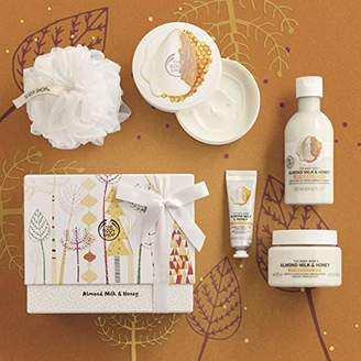 The Body Shop Almond Milk and Honey Premium Collection Gift Set
