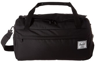 Herschel Outfitter Luggage 50 L (Black) Duffel Bags