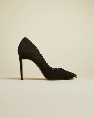 Ted Baker Scallop Detail Court