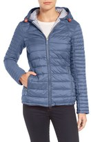 Barbour Landry Hooded Quilted Jacket
