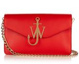 J.W.Anderson Monogram leather shoulder bag