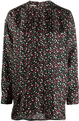 Marni Floral Blouse