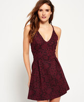 Superdry Alexandra Vee Skater Dress
