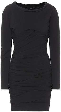 Alexander Wang Cotton-blend dress