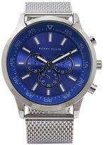 Perry Ellis Blue Mesh Watch