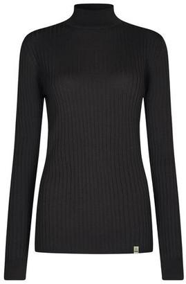Komodo Ethical 100% Wool Ari Jumper In Black - XL