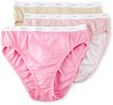 Jockey 3-pk. Classic Fit French-Cut Panties - Plus 9481