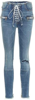 Unravel Skinny-leg jeans