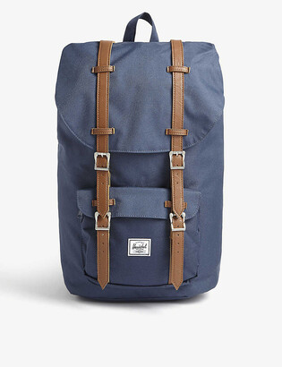 Herschel Retreat Light canvas backpack