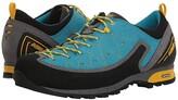 Asolo Apex ML (Donkey/Cyan Blue) Women's Boots