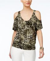 Thalia Sodi Cold-Shoulder Top, Only at Macy's