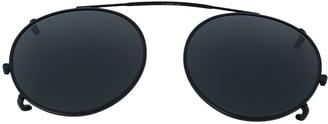 MOSCOT Clip-On Matte Sunglasses