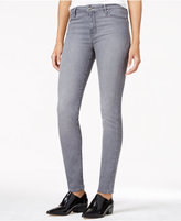 Sanctuary Robbie High-Rise Silver Wash Skinny Jeans