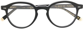 RetroSuperFuture Round Frame Glasses