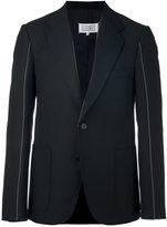 Maison Margiela contrast stitch blazer