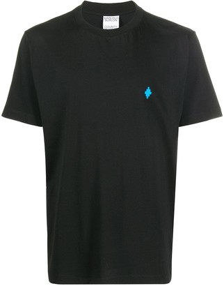 Marcelo Burlon County of Milan Psych Clouds print T-shirt