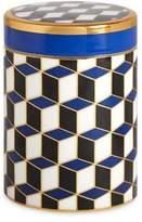 Jonathan Adler Porcelain Geometric Canister