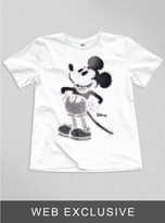 Junk Food Clothing Kids Boys Mickey Mouse Tee-elecw-m