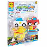 Alex Rub A Dub Bath Squirters Vehicles 4-pc. Toy Playset