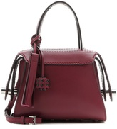 Tod's Twist Mini Leather Shoulder Bag