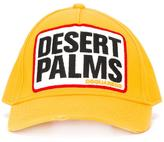 DSQUARED2 Desert Palms baseball cap - men - Cotton - One Size