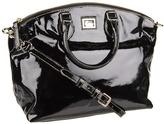 Dooney & Bourke - Patent Leather Satchel