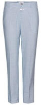 Closed Joe Cropped Cotton Trousers