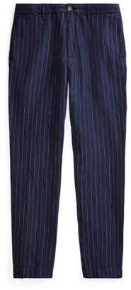 Ralph Lauren Slim Fit Pinstripe Trouser