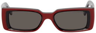 Cutler & Gross Red and Black 1368 Sunglasses