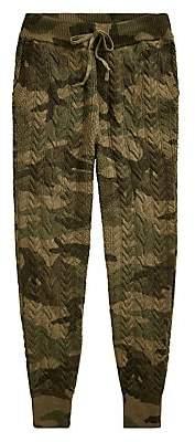 Polo Ralph Lauren Women's Camo Straight Pants