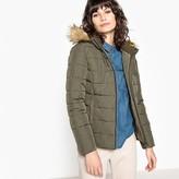 Le Temps Des Cerises Mid-Length Mid-Season Padded Jacket
