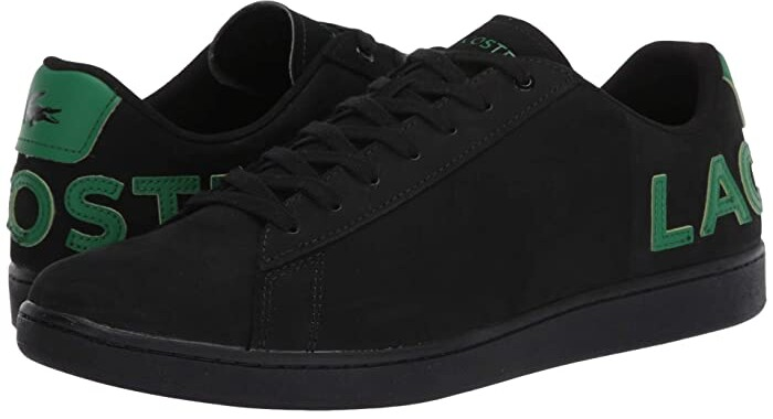 Mens Lacoste Nubuck Shoes | Shop the