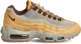 Nike 95 gradient leather trainers