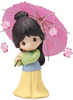 "Precious Moments Disney® Showcase ""Every Flower Blooms in its Own Time"" Figurine"