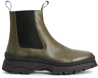 Arket Leather Boots