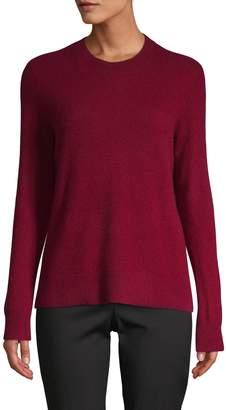 Saks Fifth Avenue Cashmere Long-Sleeve Cashmere Sweater