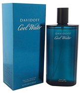 Davidoff Cool Water By For Men Edt Spray 6.7 Oz