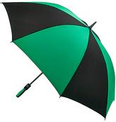 Fulton Cyclone Supersize Golf Umbrella, Black/green