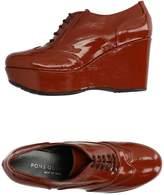 Pons Quintana Lace-up shoes - Item 11256473