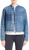Helmut Lang Ghost Wash Denim Jacket