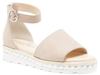 Sole Society Verinna Espadrille Platform Sandal