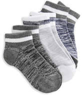 Jack & Jill 3 Pack Fashion Ankle Socks