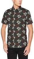 New Look Men's Floral T-Shirt