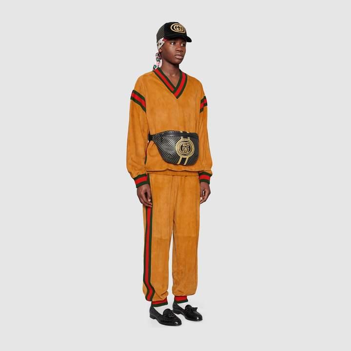 Gucci Dapper Dan belt bag