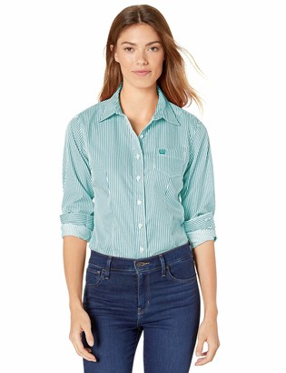 Cinch Women's Printed Long Sleeve Shirt
