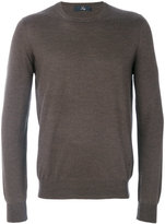 Fay crew-neck jumper - men - Virgin Wool - 48