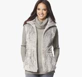 Johnston & Murphy Reversible Faux Fur Vest