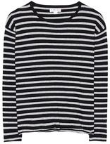 Velvet Britan striped top